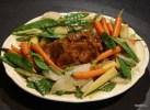Наварен с весенними овощами