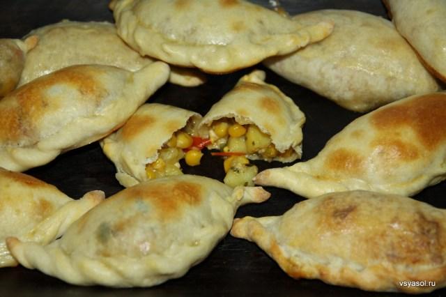 Аргентинские эмпанадас с кукурузой – Вся Соль - кулинарный блог Ольги Баклановой