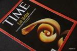 Журнал Time, возможно, впервые в своей истории, посвятил номер сливочному маслу