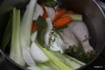 Варим курица с овощами