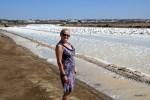 Так добывают морскую соль в Андалусии. Исла-Кристина, Уэльва
