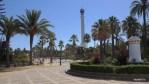 Парк, открытый в Палос-де-ла-Фронетра к 500-летию плавания Колумба