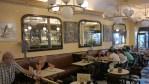Знаменитое кафе Новелти на Пласа Майор Саламанки