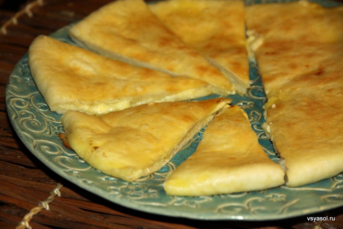 Имеретинские хачапури