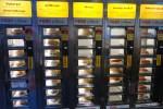 Тех, кто в детстве плохо кушал манную кашу, в Голлагдии кормят из таких бесславных автоматов