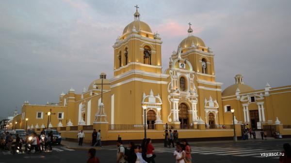 Кафедральный собор Трухиьо