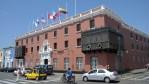 Отель Либертадор на центральной площади Трухильо