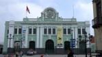 В бывшем железнодорожном вокзале теперь дествует Дом перуанской литературы. Лима