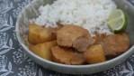 Малайзийское карри со свининой и картофелем