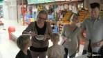 Первая встреча с перуанским севиче: утро на рынке Сан-Исидро, Лима