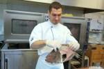 Остов дорогой рыбы пойдет на приготовление бульона