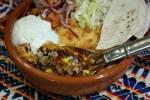 Мексиканская сковорода из киноа и чечевицы