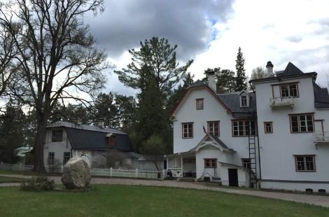 Дом Поленова