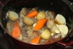 Добавляем овощи к ребрышкам