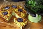 Пирог из цветной капусты