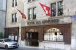 Отель Les Armures в Женеве