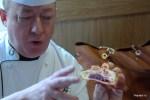 Лоран Бурсье изобрел малиновую начинку для круассана