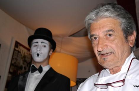 Пьетро Ронгони, шеф-повар Pane&Alio
