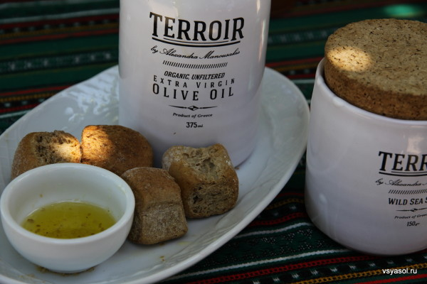 Семейная компания, помимо вин, производит органическое оливковое масло и морскую соль