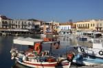 Венецианская гавань Ретимно