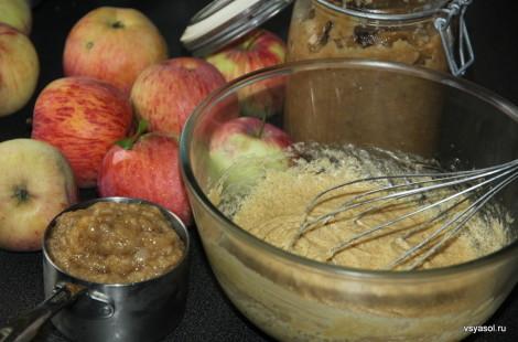 Ингредиенты для пирожных