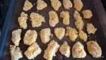 Запекаем кусочки курицы в духовке