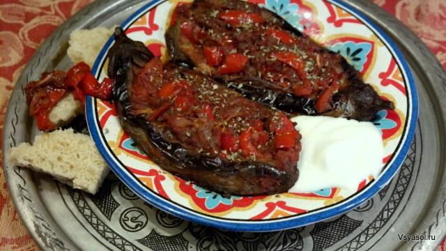 Имам Баялды – Вся Соль - кулинарный блог Ольги Баклановой