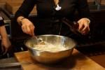 Готовлю тесто для эстонского хлеба. Фото Юлии Алексеевой
