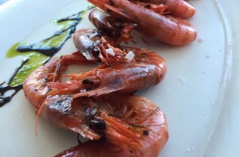 Знаменитые сольерские креветки