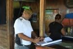 Маурисио с женой в своем ресторане Roots