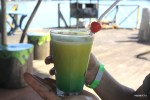 Фирменный карибский коктейль Маурисио
