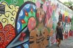 Граффити в Старой Панаме