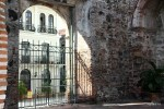 Развалины монастыря Санто Доминго XVII века в Старой Панаме