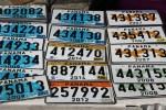 В Панаме каждый год меняют автомобильные номера, которые затем становятся сувенирами для туристов