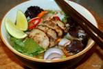 Вьетнамский суп со свининой