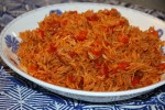 Западноафриканский плов Jollof rice