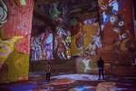 Подземный Шагал в Провансе. Фото: Анатолий Мирюк