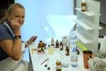 Составляю свою туалетную воду в компании Фрагонар. Фото: Анатолий Мирюк