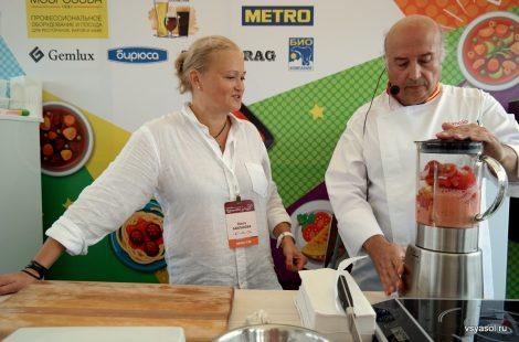 Мастер-класс с Маноло Лопесом. Фото: Наталья Тарабрина