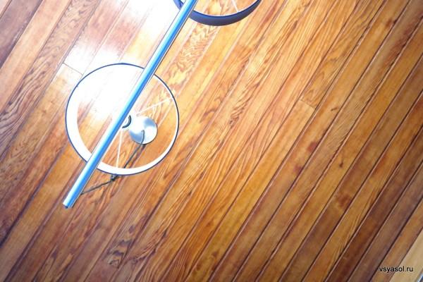 Деталь интертьера: потолок в ресторане Akelarre