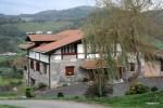 Баскский дом в окрестностях Толосы