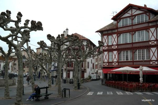 Французская Баскония, Сан-Жан-де-Люс