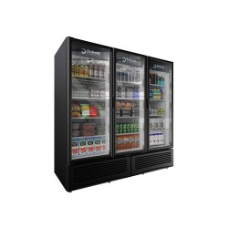imbera triple door cooler