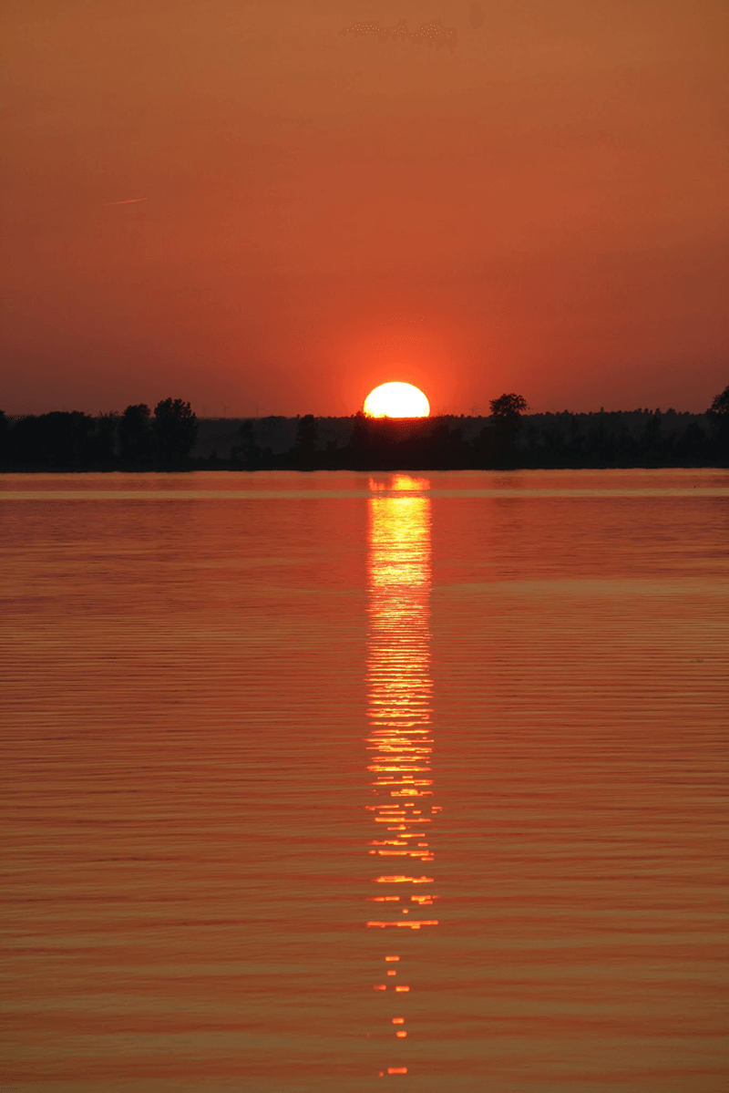 Image of sunset