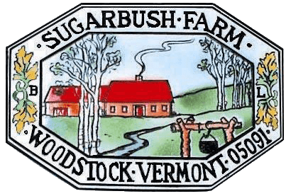 image of Sugarbush Farm logo