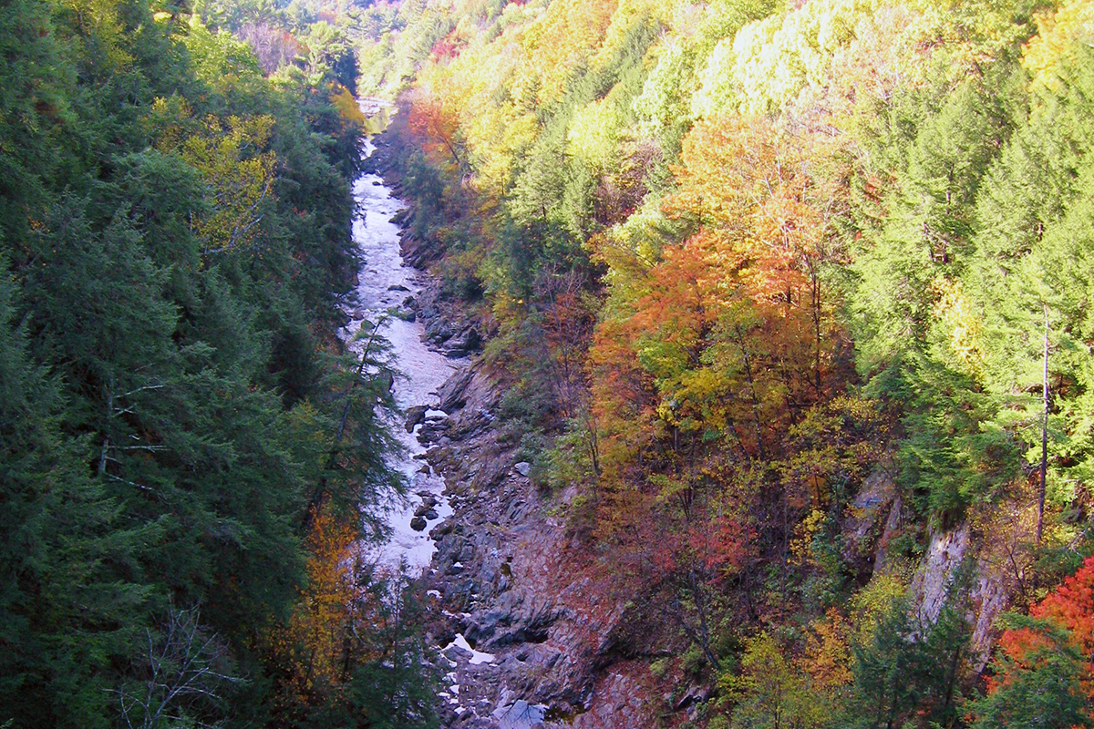 Image of Quechee Gorge