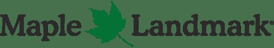 Image of Maple Landmark logo