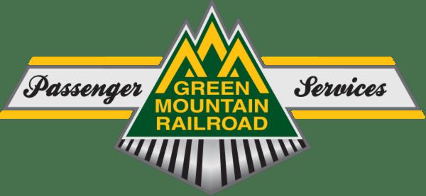 Logo for the Green Mountain Railroad