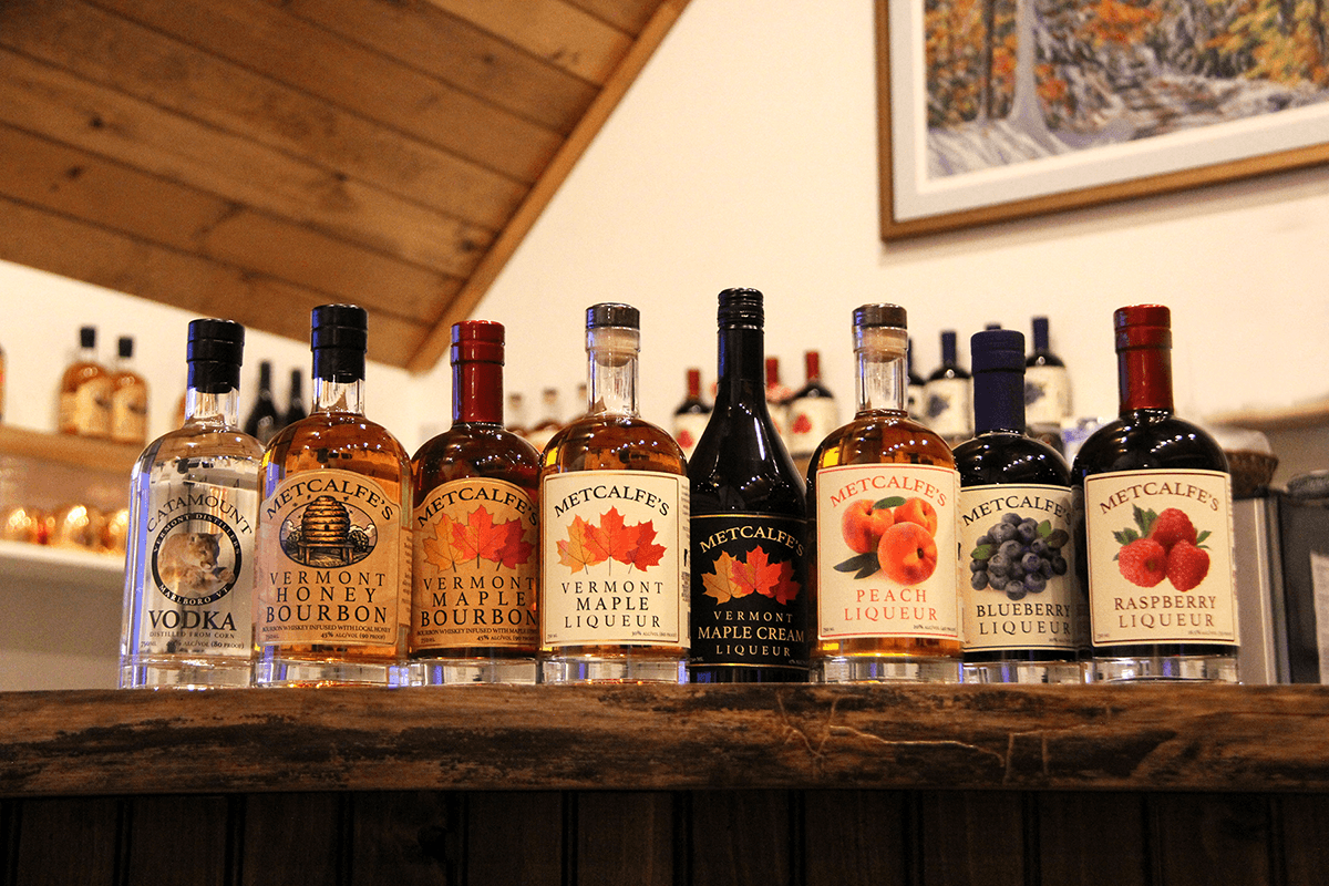 Image of the selection produced by Vermont Distillers