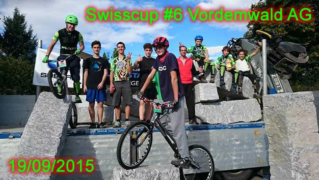 Swisscup #6 Vordemwald 19.9.2015